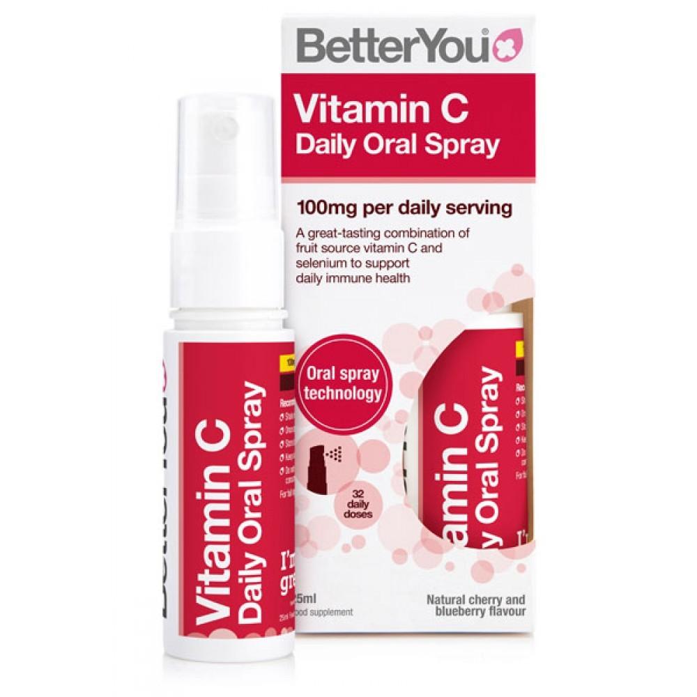 BetterYou Vitamin C
