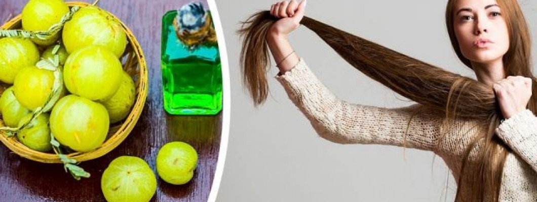 Amlino olje – eliksir mojih poškodovanih las!