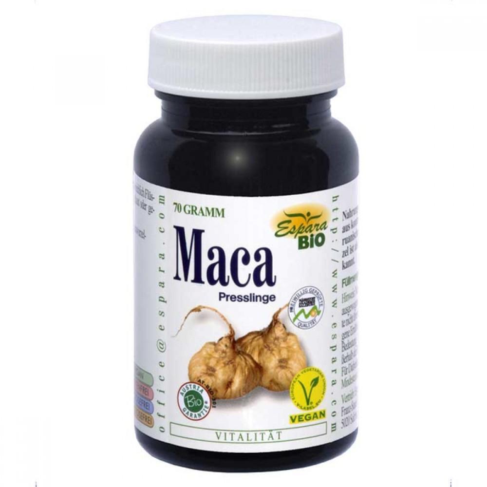 Espara Bio Maca prah v kapsulah, 175 kapsul