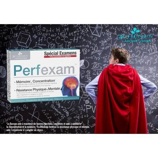 PERFEXAM - za spomin in koncentracijo*, 30 tablet