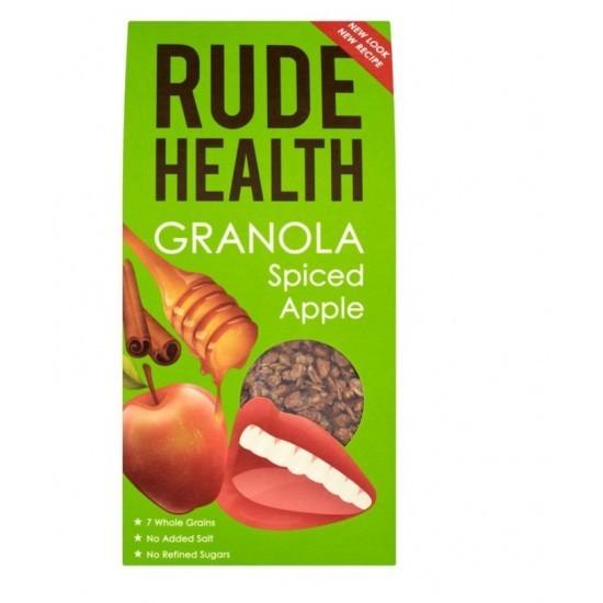 RudeHealth Granola jabolko in cimet, 500 g