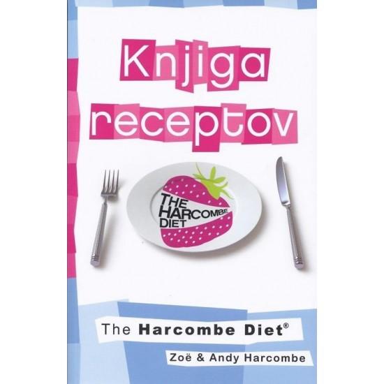 Knjiga receptov - The Harcombe Diet priročnik