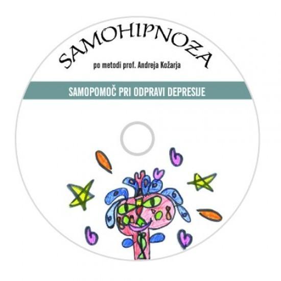 CD Depresija - samopomoč pri odpravi depresije