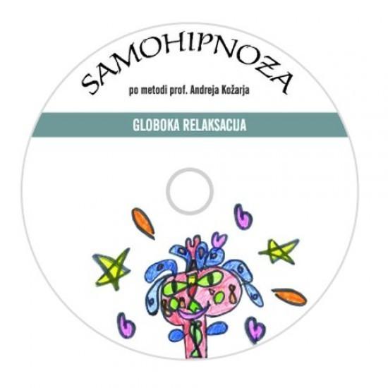 CD Relaksacija - globoka, telesna in čustvena