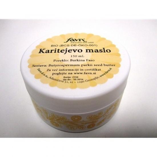 Favn Bio Karitejevo maslo, 150ml