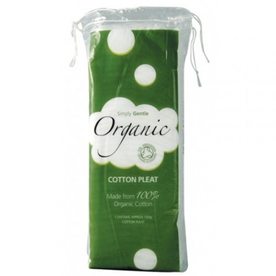 Organic Vata iz 100% bombaža, 100g
