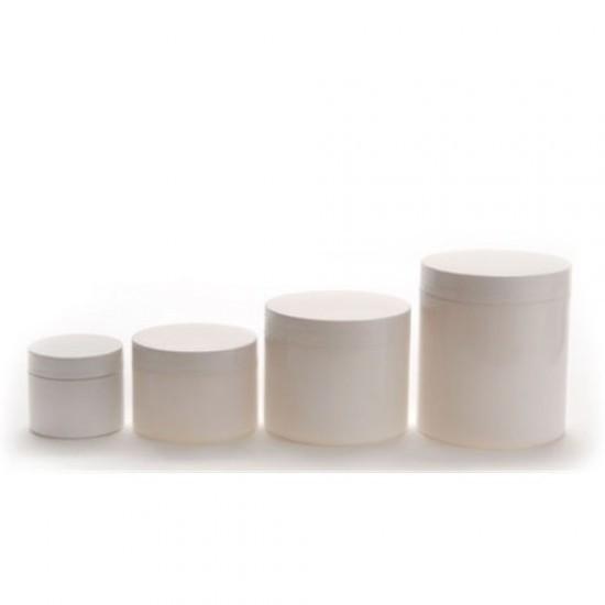 Plastičen lonček za kremo, 20 ml