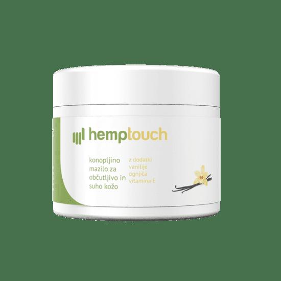 Hemptouch Konopljino mazilo za občutljivo in suho kožo, 50 ml